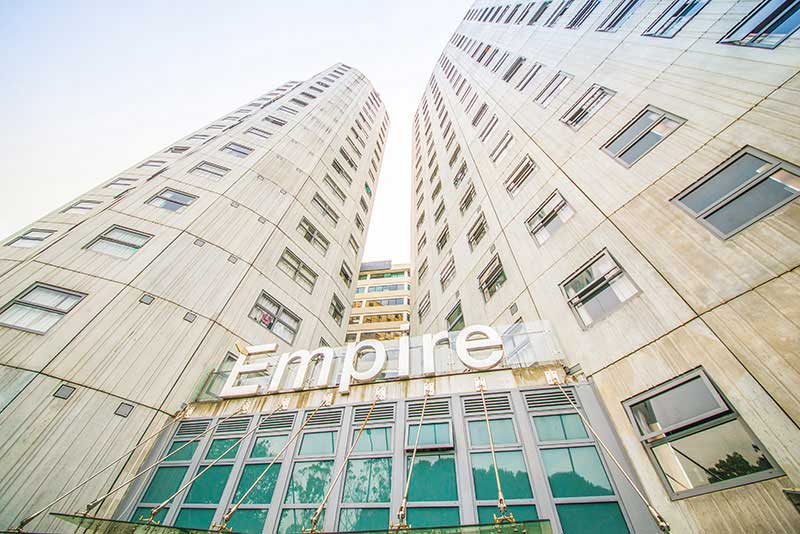 Empire Apartments - Budget and cheap student apartments